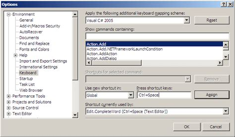 reset visual studio to factory settings intelisense not working in visual studio 2008 stack overflow