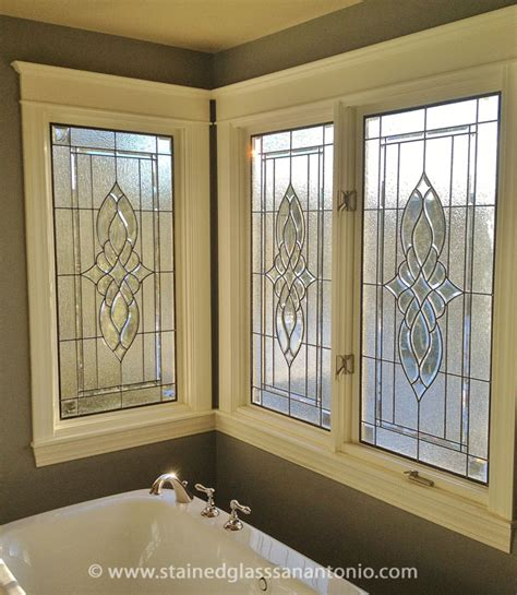 Window Blinds San Antonio Stained Glass Bathroom Windows San Antoniostained Glass
