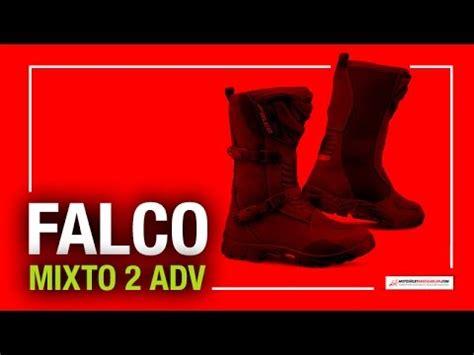 falco mixto  adv brown motosiklet botu hakkinda