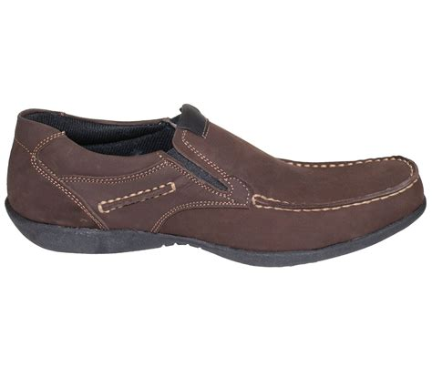 mens casual slip on boots mens slip on shoes casual moccasins loafer walking comfort