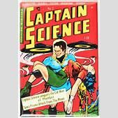 Captain Science...