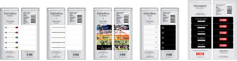 the of the zakladkus packaging