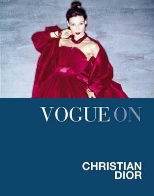 1419715887 vogue on christian dior vogue on christian dior charlotte sinclair 9781849491129