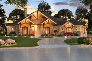 1 Story Luxury House Plans by Craftsman Plan 3 584 Square Feet 4 Bedrooms 4 Bathrooms