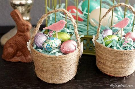 diy easter basket mini plastic cup diy easter baskets diy inspired