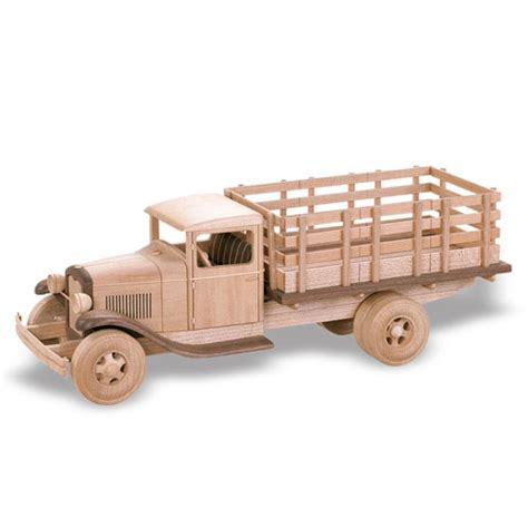 Wood Truck Bed Plans by 1929 Ford Stake Bed Truck Plan 19 Quot