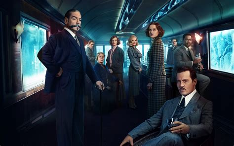 2017 movies murder on the orient express by kenneth branagh murder on the orient express cast 2017 4k wallpapers hd wallpapers id 21608