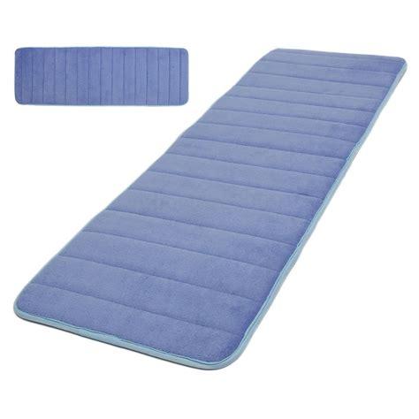 foam rug 120x40cm absorbent nonslip memory foam bedroom door floor mat rug carpet beb ebay