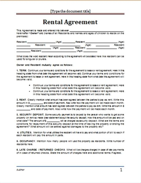Apartment Rental Agreement Letter Sle Apartment Lease Agreement Template Beepmunk 28 Images Sle Apartment Rental Agreement 6
