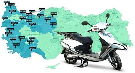motosiklet kiralama cetur