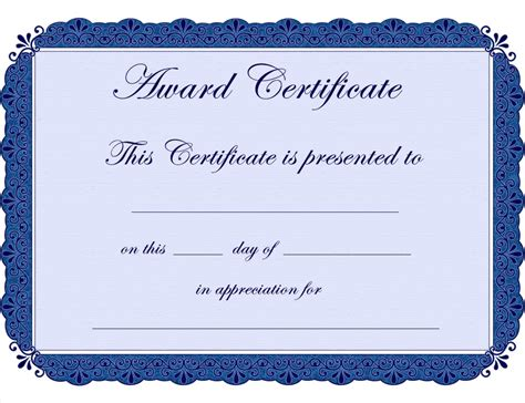 editable certificate of appreciation template editable certificate template for mayamokacomm