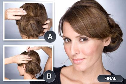 Quick Easy Hairstyle by Quick Easy Hairstyles Blondelacquer