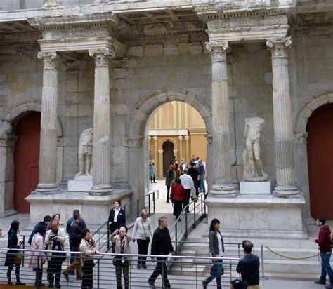 porta di mileto museo di pergamo biglietti e orari vivi berlino