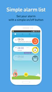 top 10 loud free android alarm clock apps for heavy
