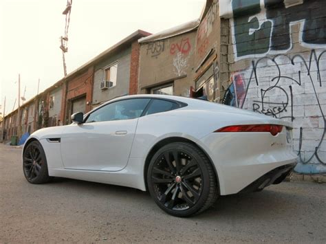 2015 jaguar f type s coupe luxury sports car review