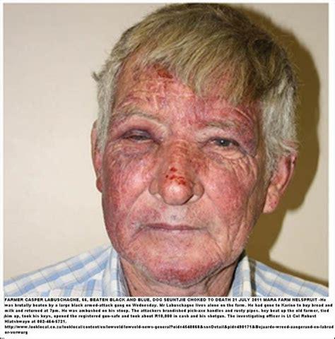 boer genocide boer gunsmith kobus boer genocide lowveld engulfed in violent crime