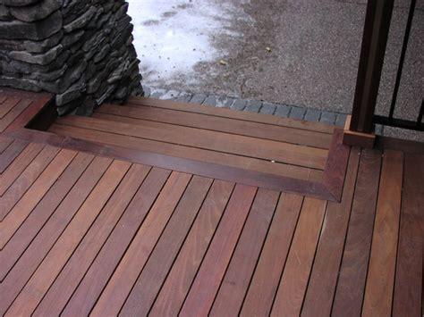 Decking Pool Deck Lantai Kayu Outdoor decking with stairs tropical deck calgary