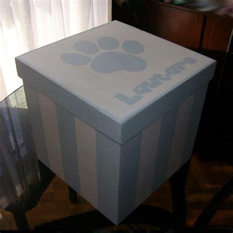 cajas en fomi para nias decoraci 243 n para beb 233 s caja de madera pintadas a mano