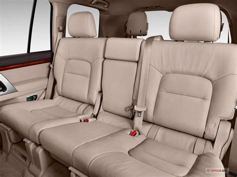 Seat Covers For Toyota Land Cruiser 2015 Toyota Land Cruiser Interior U S News Best Cars