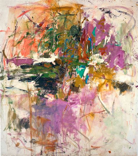 untitled painting joan mitchell foundation 187 work 187 artwork