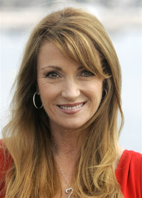 jane seymour poses for photgraphers during the 24th mipcom