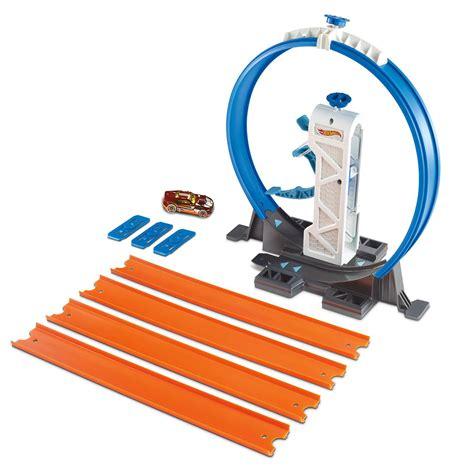 Mainan Anak Wheels Track Builder Loop Launcer Dmh51 wheels track builder system loop launcher at hobby warehouse