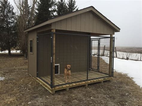 Kennel Shed by Kennels Quality Storage Buildings
