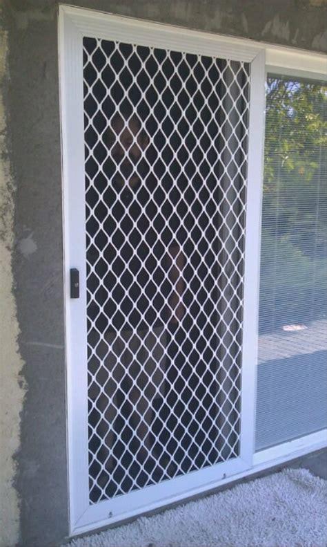 Sliding Screen Door Guard by Screens In Rancho Palos Verdes Ca