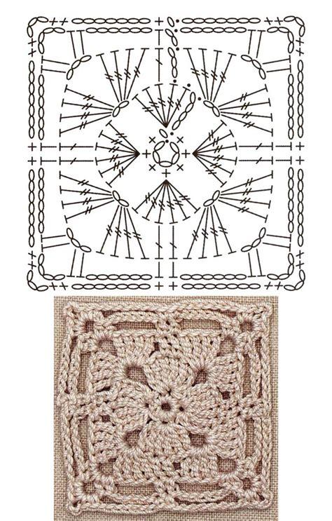 Crochet Motif Patterns Images 3791 best crochet motifs squares images on