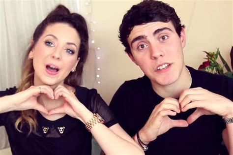 Or Zoella And Alfie Zoella And Alfie Deyes To Get Their Own Waxwork At Madame Tussauds Mirror