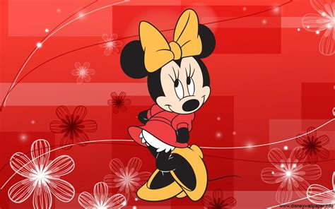 wallpaper disney minnie minnie mouse wallpapers pictures images