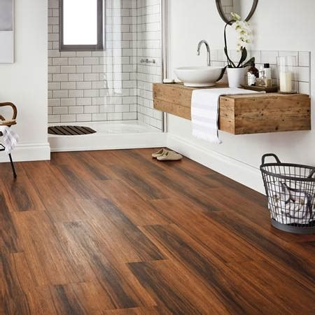 Vinyl Plank Flooring In Bathroom Burlington Karndean Bathroom Flooring Vinyl Plank Lay Welcome To O Brien Timber Floors