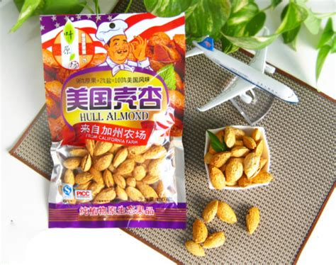 Kacang Almond Nutrition And Health American Shell Almonds 130g Cemilan