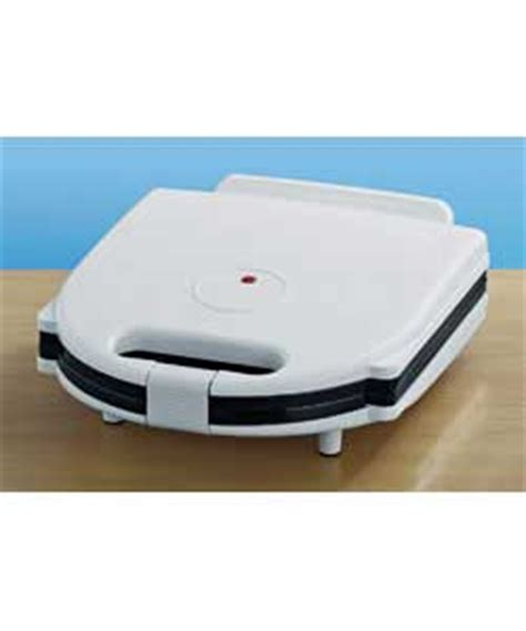 Cookworks Sandwich Toaster cookworks white 4 slice sandwich toaster review compare prices buy