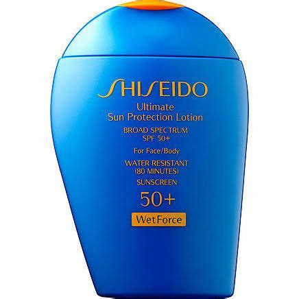 Shiseido Ultimate Sun Protection Lotion shiseido 50 ultimate sun protection lotion