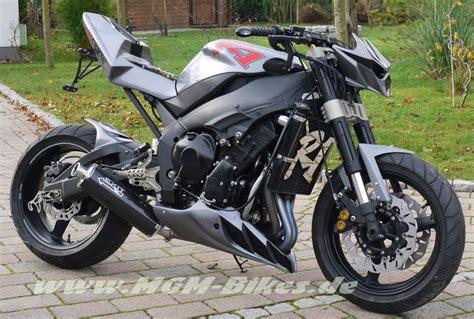 Auspuff Motorrad Strafe by Mgm Bikes