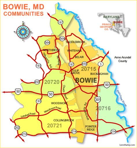 zip code map upper marlboro md bowie town homes for sale 20715 foreclosures short