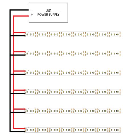 wiring leds in parallel tutorial wiring diagrams new
