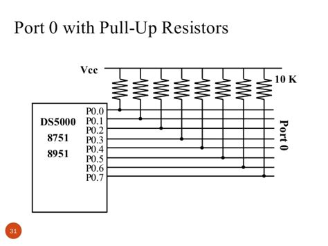 why we use resistor why we use pull up resistor in 8051 microcontroller 28 images pull up resistor with