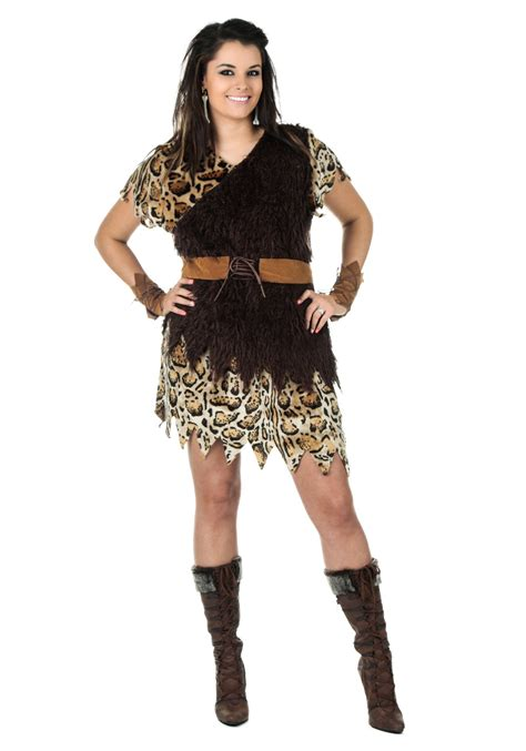 how to make a caveman costume for kids ehow uk plus size cavewoman costume