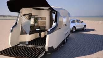 Cool Awning Knaus Tabbert Presents Quot Caravisio Quot Caravan Study Knaus