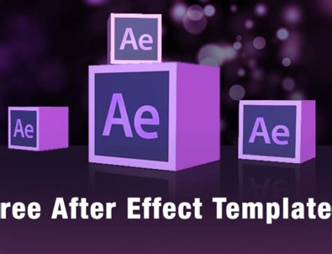 photo after effects template free after effects transitions presets preview gallery