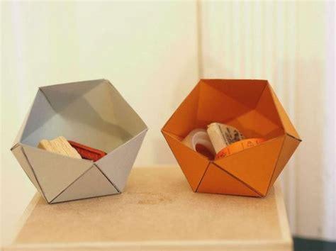Decorations Origami Folding - 25 best ideas about papierschachtel falten on