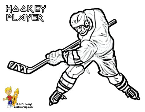 printable coloring pages hockey hat trick hockey coloring sheets free hockey players
