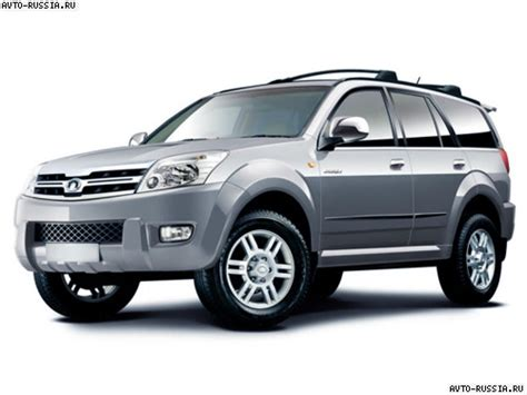 Haval Car Wallpaper Hd by Russian Owners Of Great Wall Hover Auto Design Tech