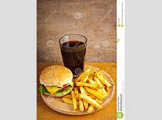 Fast food burger menu stock photo. Image of wooden, burger ... Junk Food Background