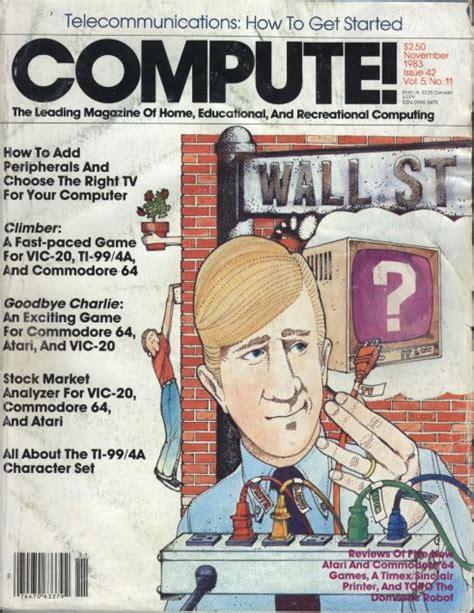 magazine archive compute magazine cover