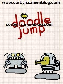 doodle jump java gratuit برنامه و بازی و تم سامسونگ کربی دو 2 corbyii