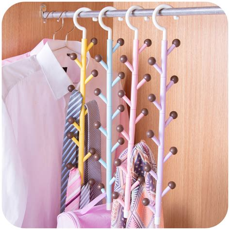 Promo Hanger S For Hat Scarf Bag Hanger Tas Topi Scarf tie clothes hanger closet clothing bags key holder organizer jewelry belt scarf hangers space