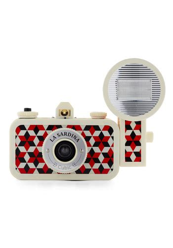 la sardina camera la sardina lomography camera in cubic mod retro vintage